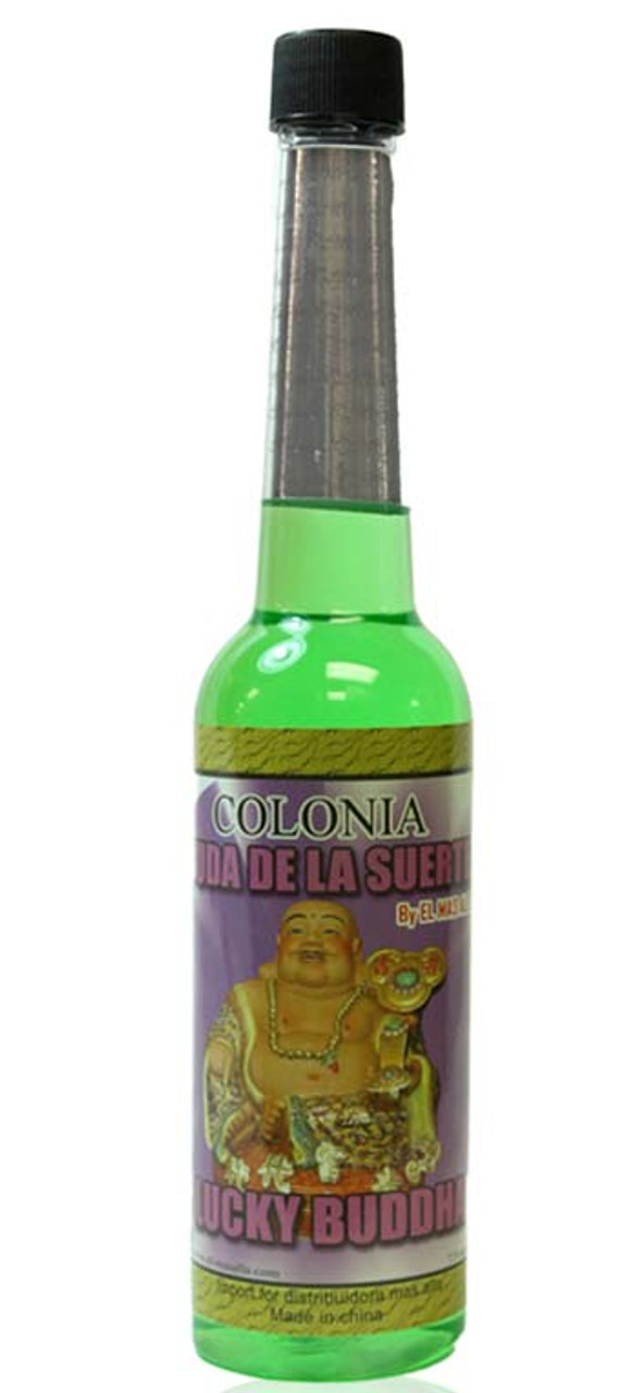 eau de cologne of buda de la suerte  colonia tipo agua florida  - ESOTERIC WATER COLOGNE