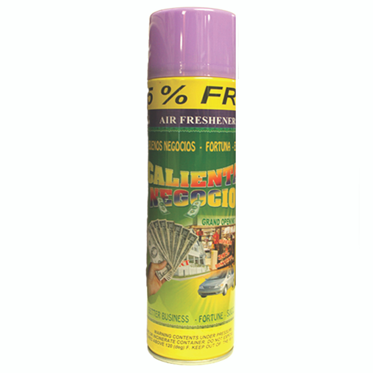 Spray Calienta Negocios - Air Freshener