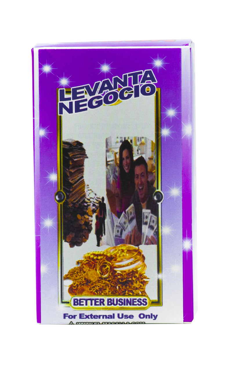 Jabon Levanta Negocio (Better Buisness Soap)