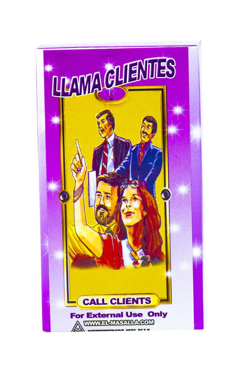 Jabon Llama Clientes (Call Clients Soap)