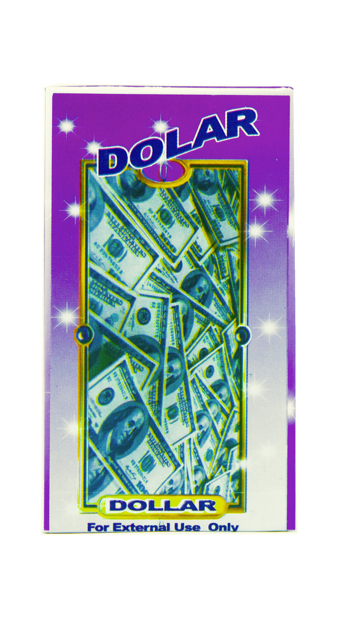 JABON DOLAR (DOLLAR SOAP)