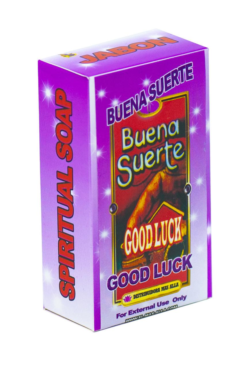 Jabon Buena Suerte (Good Luck Soap)