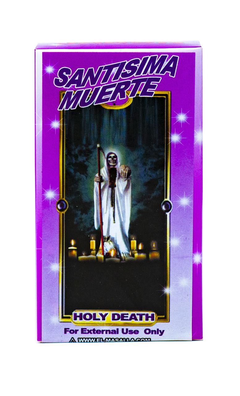 JABON SANTA MUERTE (HOLY DEATH SOAP)