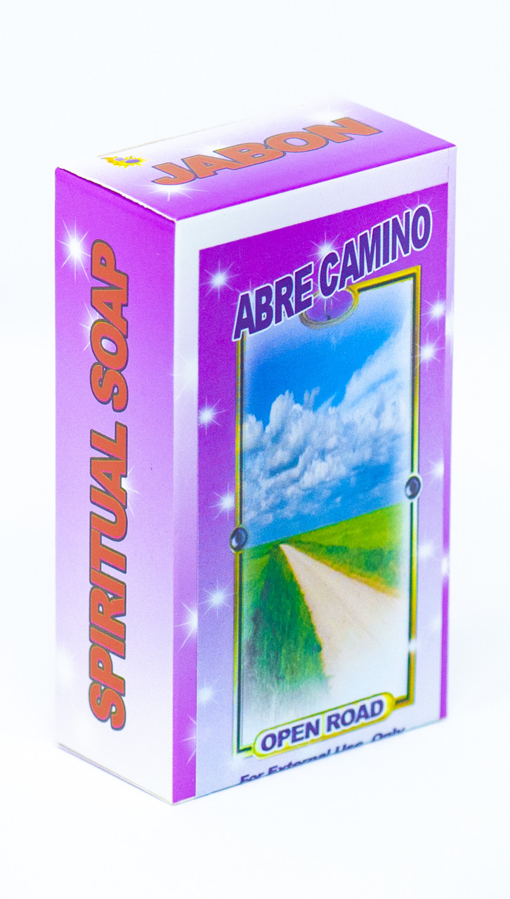 Jabon Abre Camino (Open Road Soap)