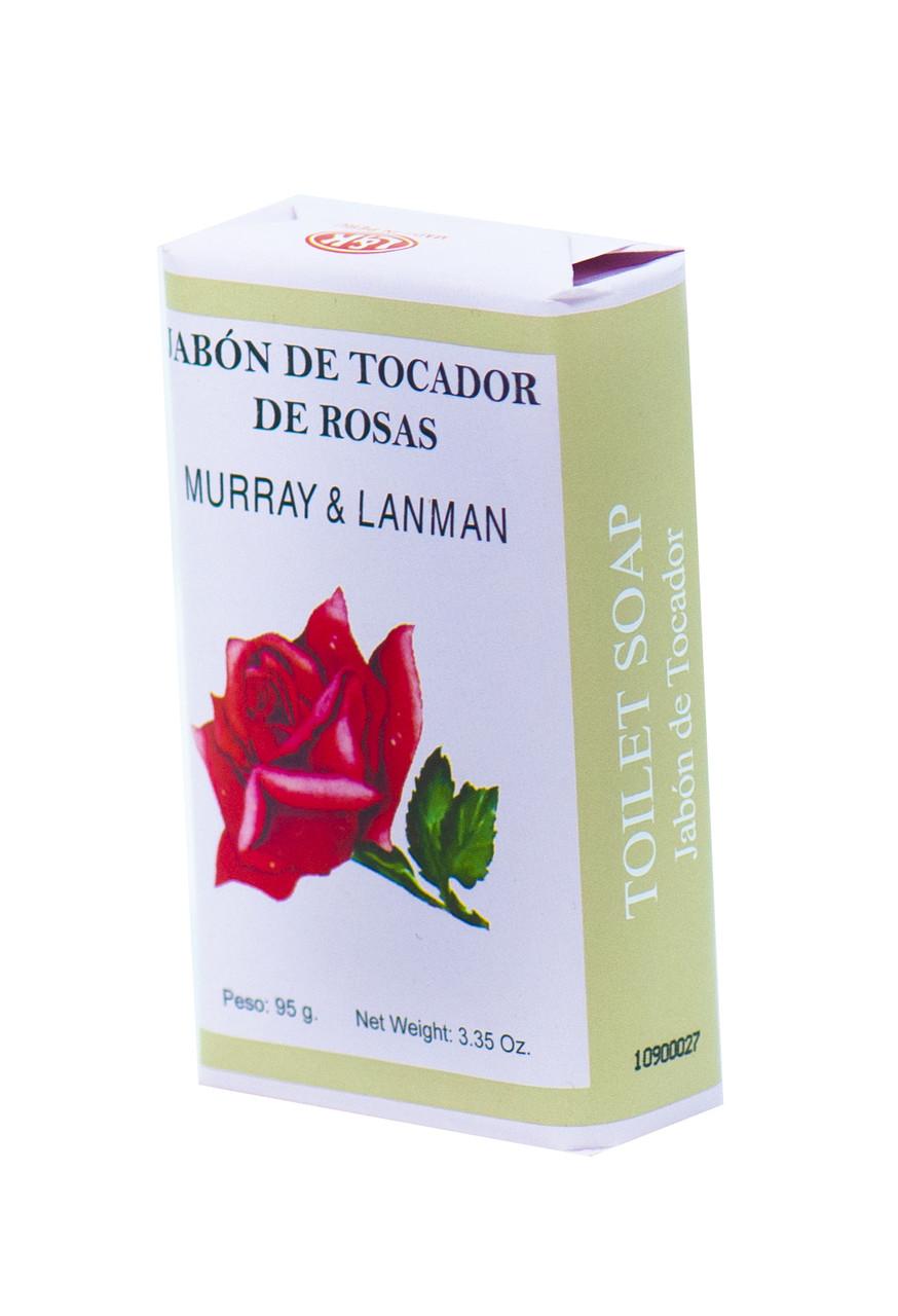 JABON DE ROSAS (ROSE SOAP)