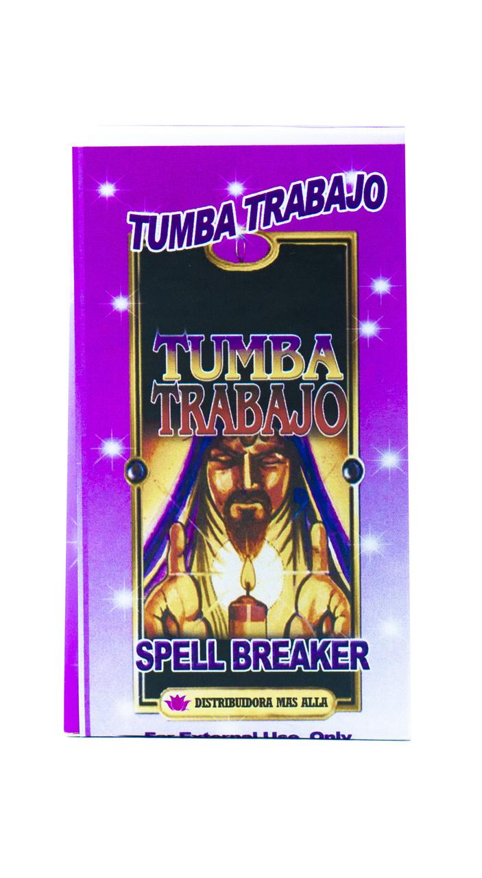 JABON TUMBA TRABAJO (SPELL BREAKER SOAP)