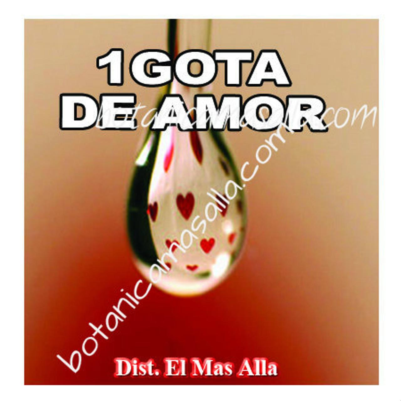 Aceite 1 Gota De Amor - 1 Drop Of Love