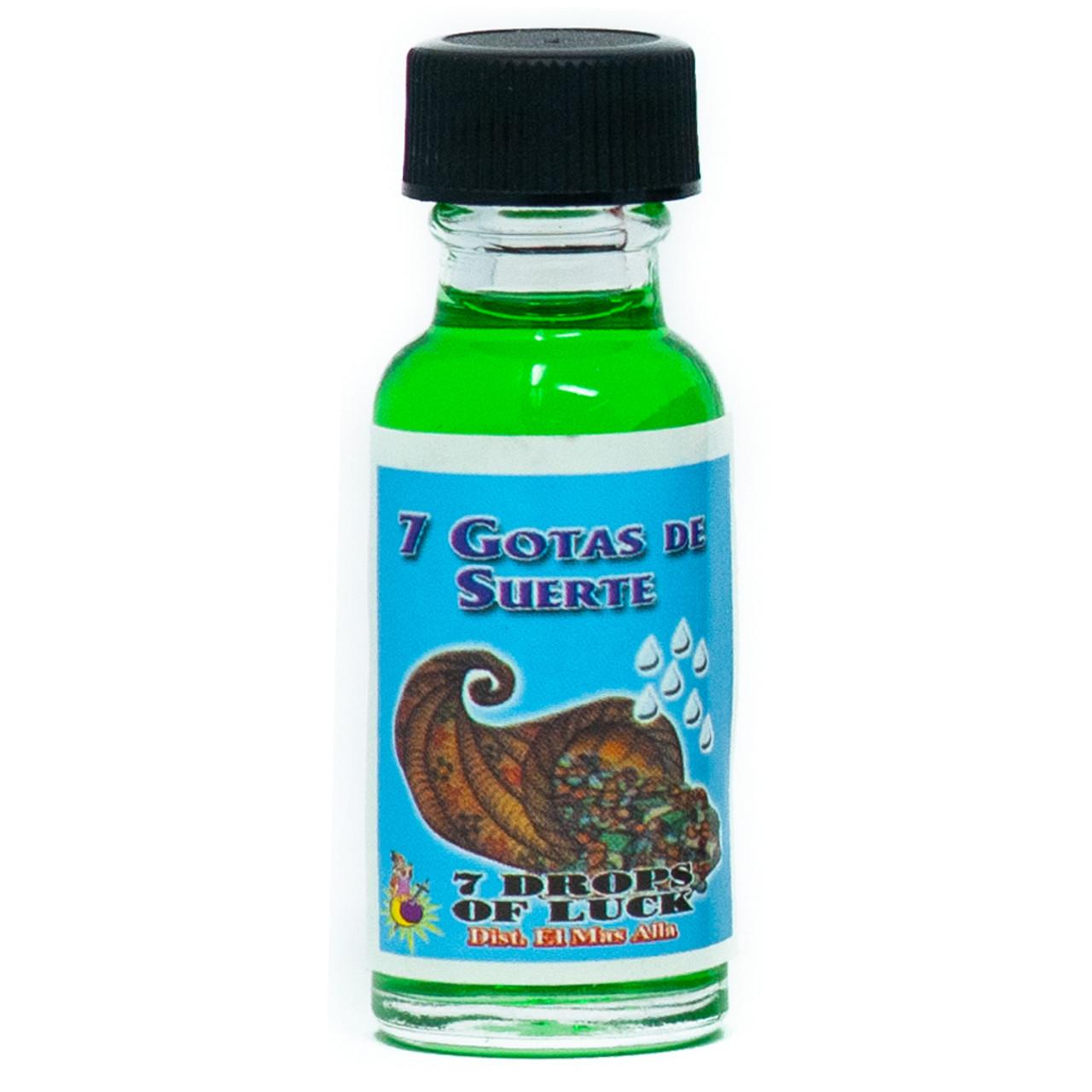 Aceite 7 Gotas De Suerte