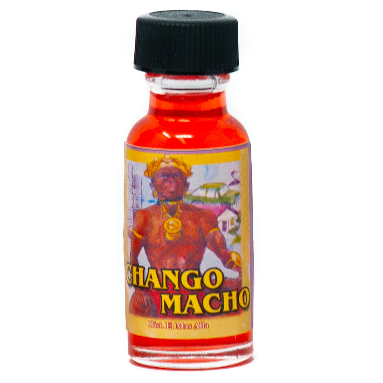Aceite Chango Macho