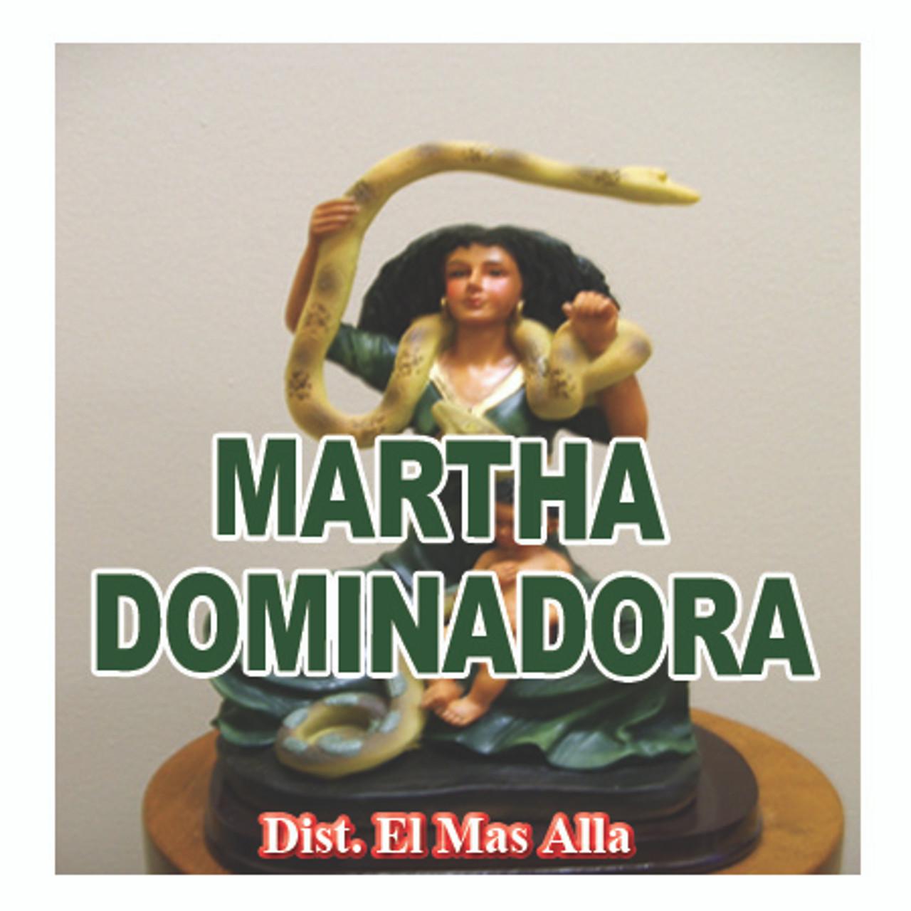 Aceite Martha Dominadora
