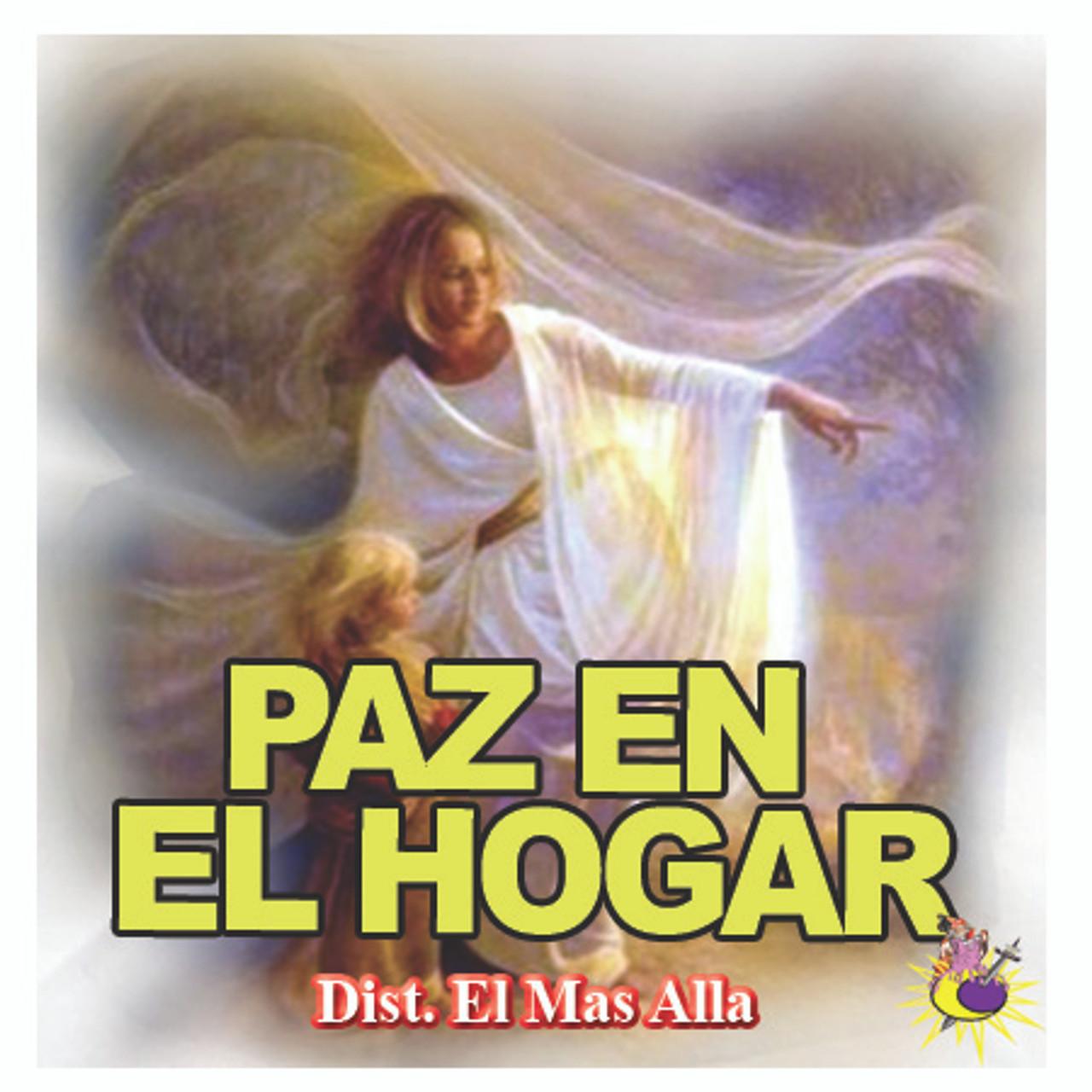 Aceite Paz En El Hogar