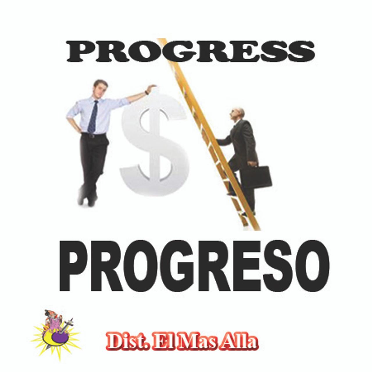 Aceite Progreso