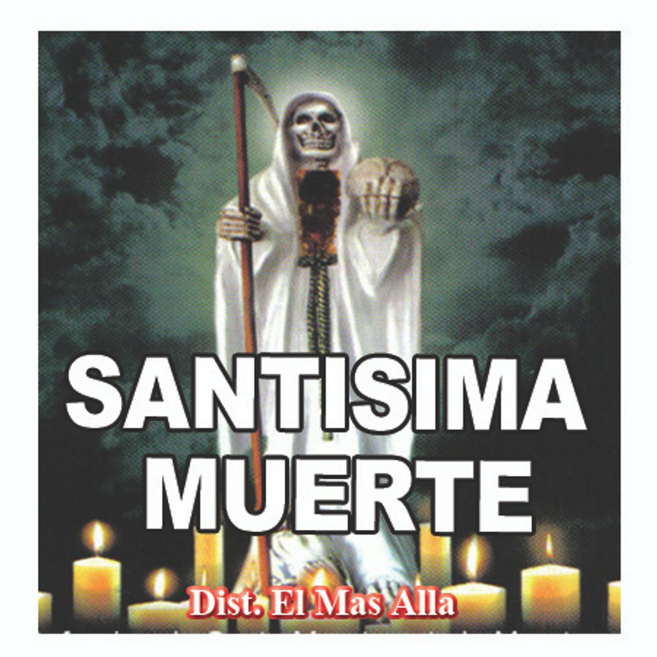 Aceite Santa Muerte