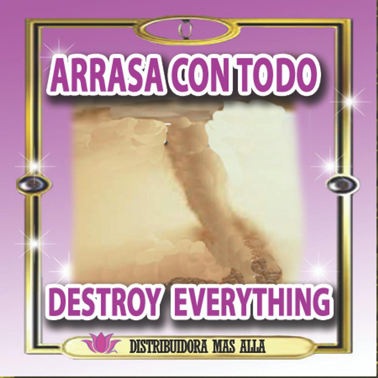 Polvo Arrasa Con Todo - Destroy Everything Powder