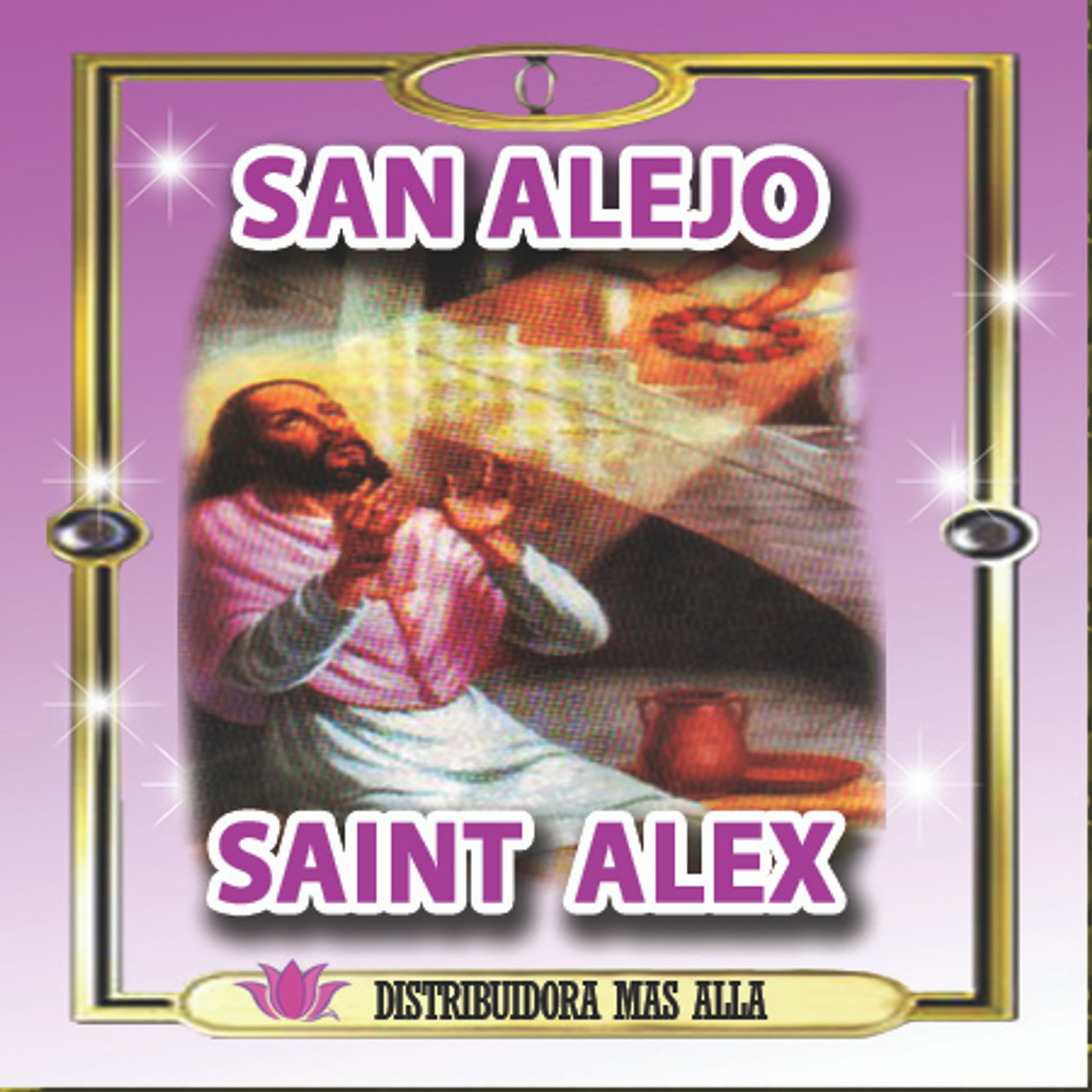 Polvo Espiritual San Alejo