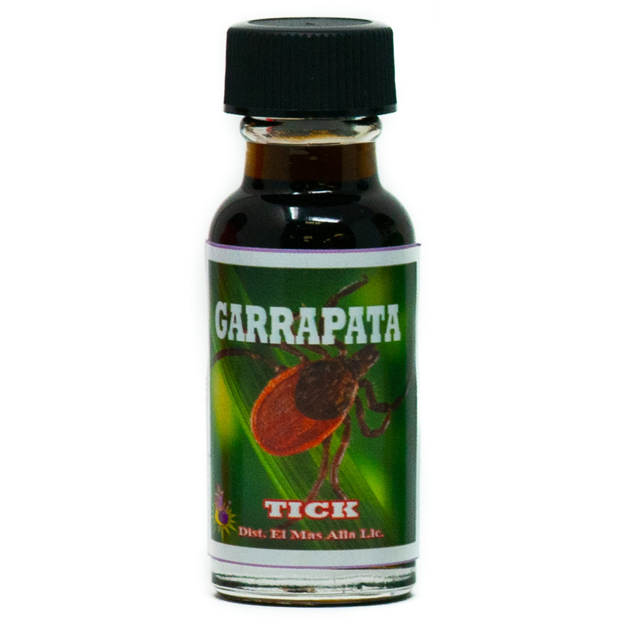 Aceite Garrapata - Anointing And Rituals Oil