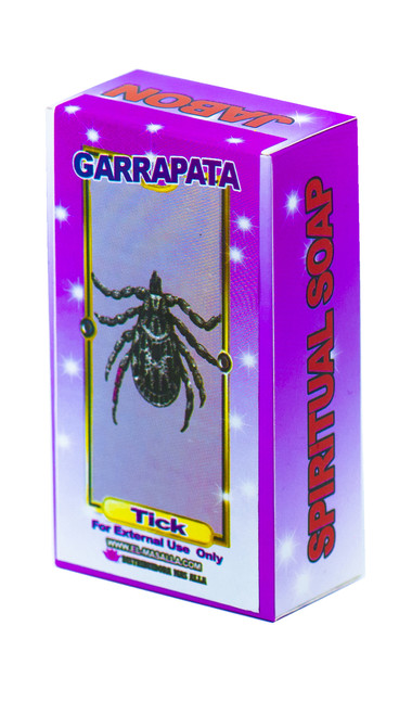 Jabon Garrapata (Tick Soap)