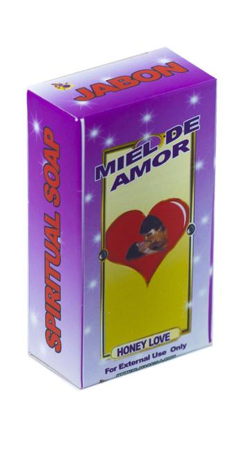 Jabon Miel De Amor (Honey Love)