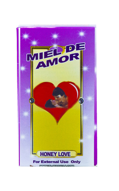 Jabon Miel de Amor (Honey Love)
