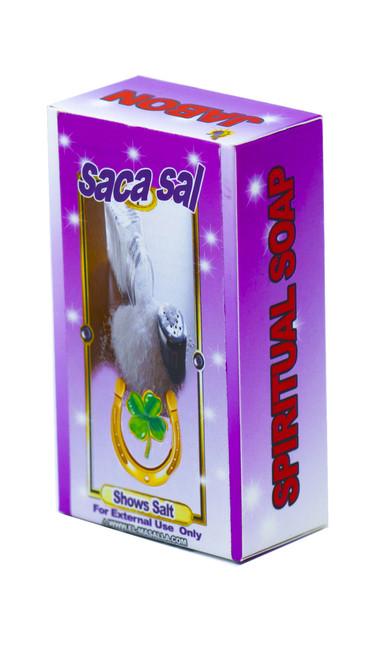 Jabon Saca Sal (Shows Salt Soap)
