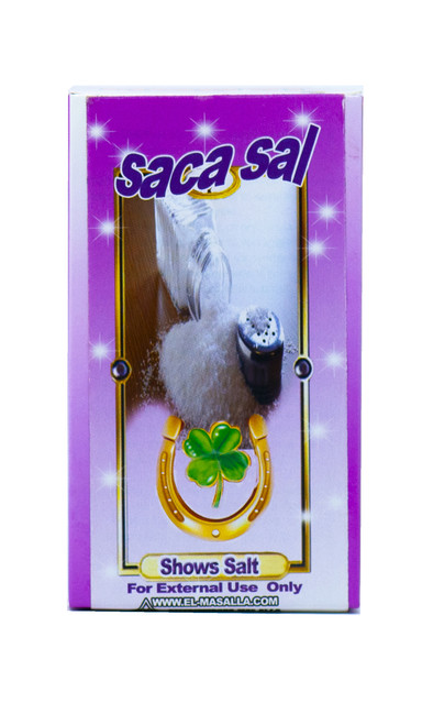 Jabon Saca Sal (Shows Salt Soap)