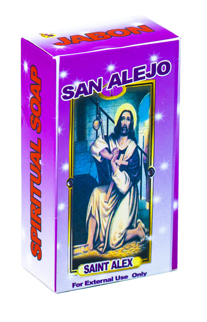 Jabon San Alejo (Saint Alex Soap)