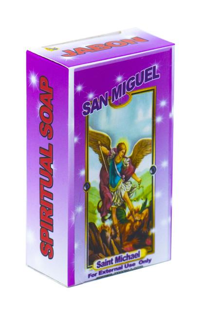 Jabon San Miguel (Saint Michael Soap)