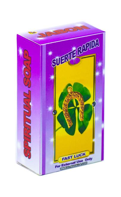 Jabon Suerte Rapida (Fast Luck Soap)