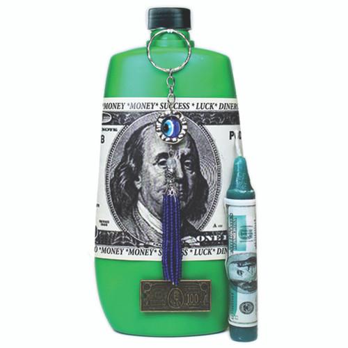 Baño Preparado Dinero
