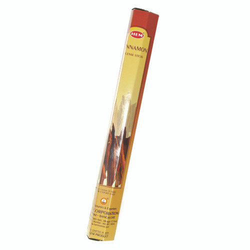 Incienso Hexagonal Canela (Cinnamon Inciense Sticks)