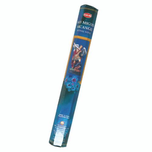 Incienso Exagonal San Miguel Arcangel (Saint Michael Incense Sticks)