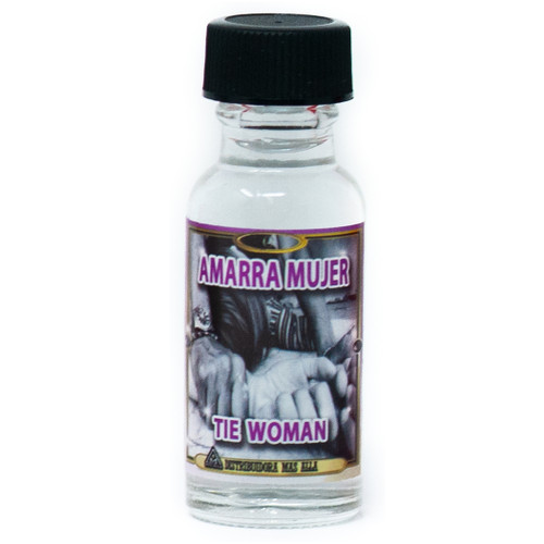 Aceite Amarra Mujer - Ritual Oil
