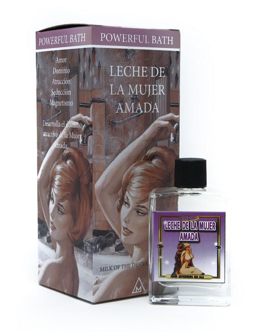 Ritual Mistico Leche De La Mujer Amada