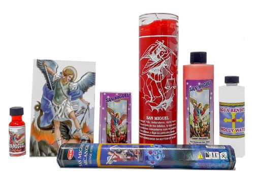 Ritual Mistico San Miguel Arcangel