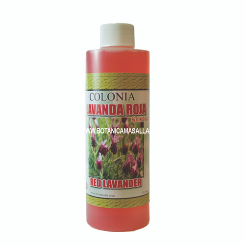 Colonia Lavanda Roja (Red Lavander)