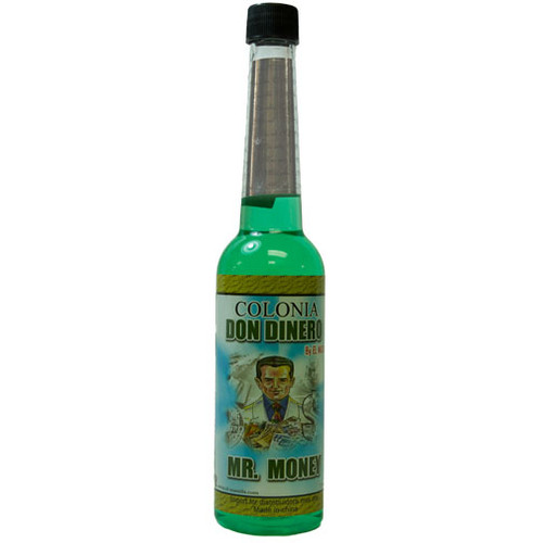 eau de cologne of mr money colonia tipo agua florida