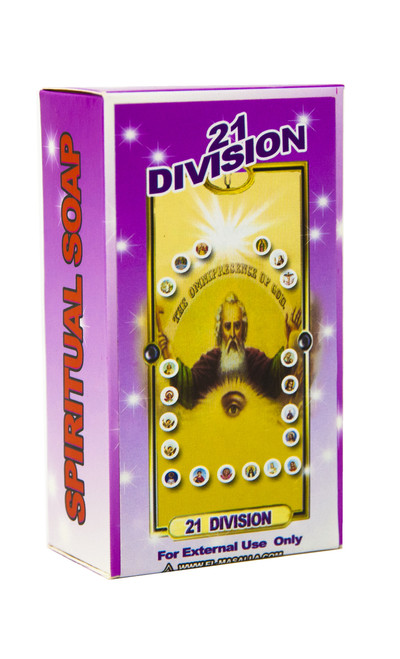 JABON 21 DIVISION (21 DIVISION SOAP)