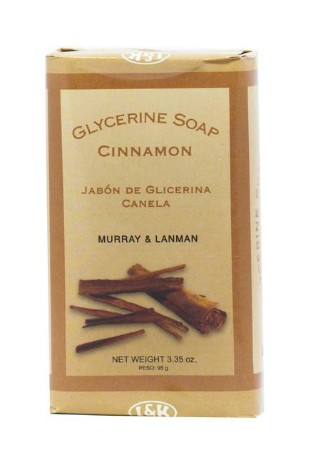 JABON CANELA (CINNAMON SOAP)