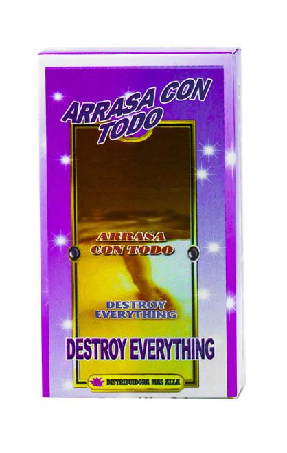 JABON ARRASA CON TODO (DESTROY EVERYTHING SOAP)