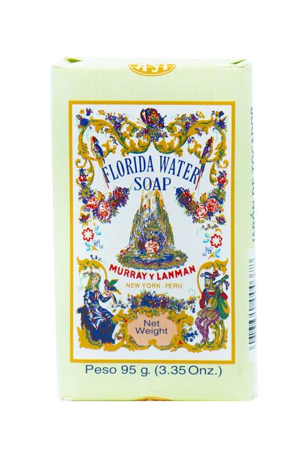 Jabon Agua Florida (Florida Water Soap)