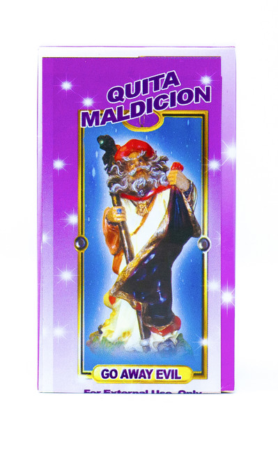 Jabon Quita Maldicion (Go Away Evil Soap)