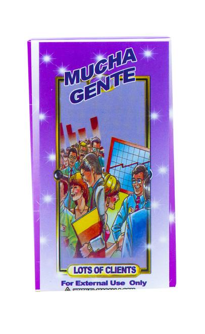 Jabon Mucha Gente (Lots Of Clients Soap)