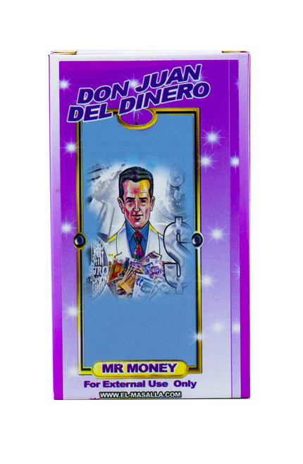 Jabon Don Juan Del Dinero (Mr.Money Soap)