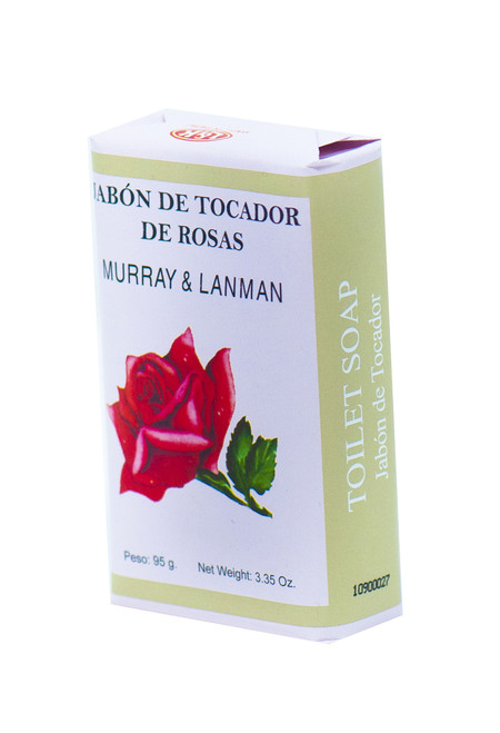 JABON DE ROSAS (ROSE SOAP)