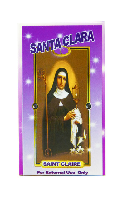 Jabon De Santa Clara (Saint Claire Soap)