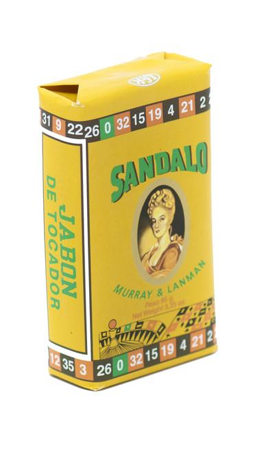 JABON DE SANDALO (SANDALWOOD SOAP)