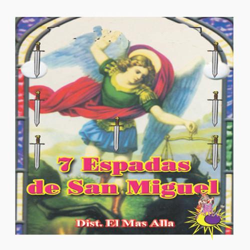 Aceite 7 Espadas De San Miguel