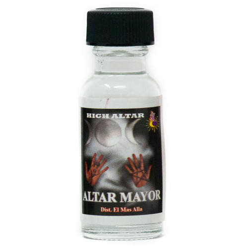 Aceite Altar Mayor