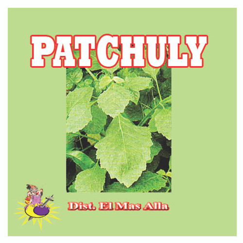 Aceite Patchuly