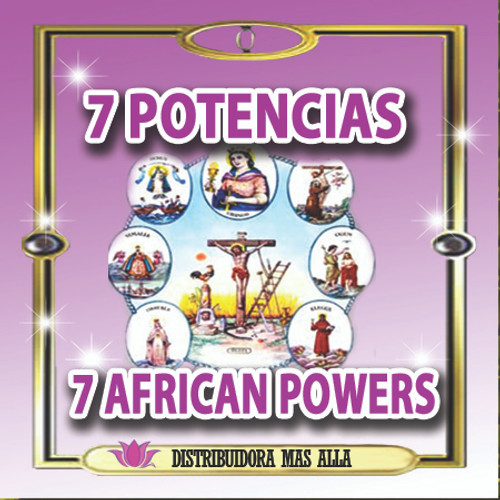 Polvo 7 Potencias - 7 African Powers Powder